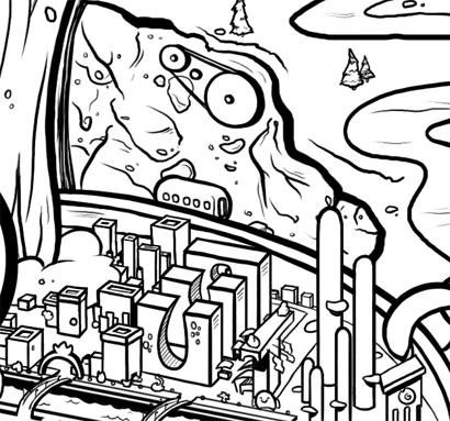 comic art city