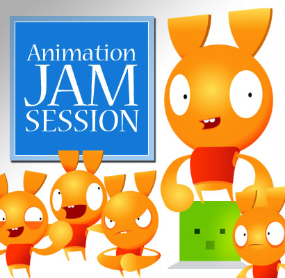 Animation Jam Session Free animation contest