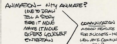Glen Keane Notes